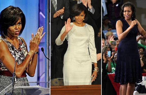 """Rachel Roy: """"A Michelle Obama mi ropa le hace sentirse segura y muy fuerte"""""""