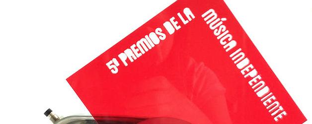 Radio 3 y Prin La Lá, galardonados en los Premios de la Música Independiente