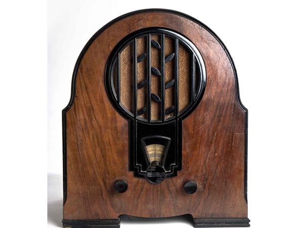 Radio de la colección de Luis del Olmo