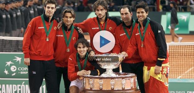 Rafa Nadal, líder de nuevo: de la victoria y del adiós