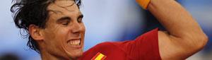 Rafa Nadal pone por delante a España con su mejor tenis