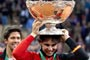Rafa Nadal remata la quinta Copa Davis
