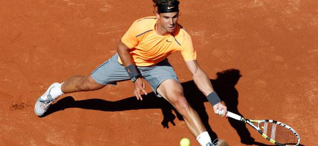 Rafael Nadal ha ganado cinco veces el torneo Masters 1000 de Roma.