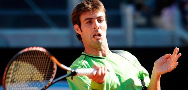 El tenista español Marcel Granollers
