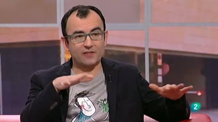 Para Todos La 2 - Entrevista Rafael Sanandreu: Encajar las críticas