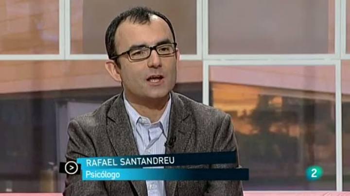 Para Todos La 2 - Entrevista: Rafael Santandreu, La vida una carrera de obstáculos