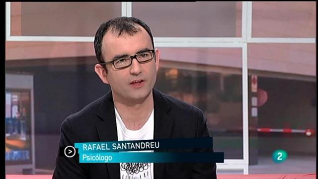 Para Todos La 2 - Entrevista: Rafael Santandreu, Las crisis de los 40 y los 50