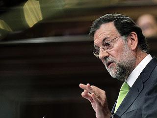 Ver vídeo  'Rajoy acepta limitar el déficit en la Constitución'
