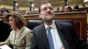 """Ver vídeo  'Rajoy afirma: """"Este Gobierno tiene que decidir entre un mal y un mal peor""""'"""