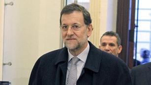 """Ver vídeo  'Rajoy asegura que la reforma laboral sentará """"las bases del crecimiento futuro"""" económico y de creación de empleo'"""