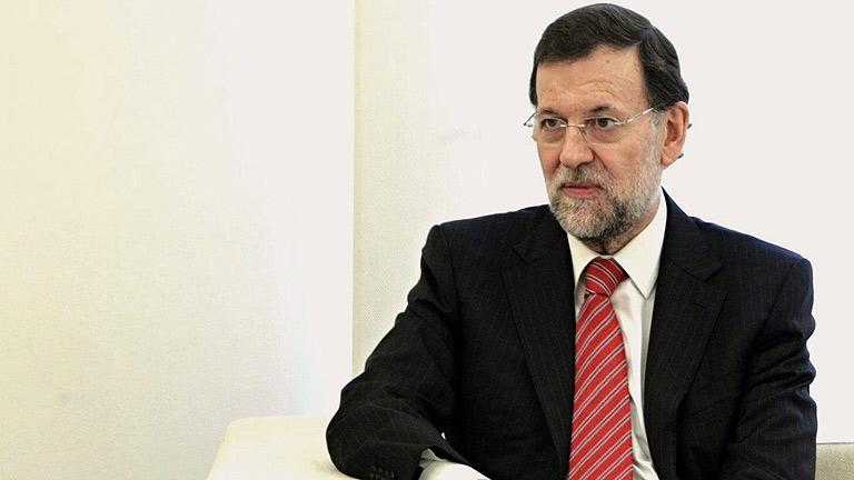 """Rajoy: """"Bajaremos el déficit todo lo que podamos"""""""