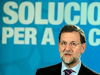 """Ver v?deo  'Rajoy considera que las medidas anunciadas por Zapatero """"van en la buena dirección""""'"""