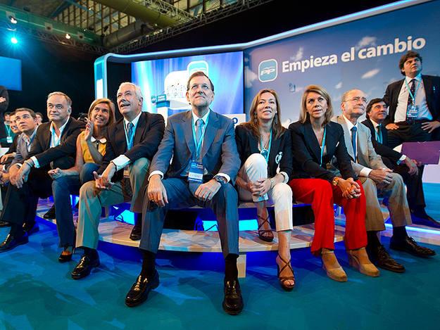 Rajoy, en la Convención Nacional de Málaga