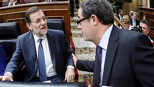 """Ver vídeo  'Rajoy cree que a CiU """"se le ha ido de las manos"""" y pide que no se """"empecine en el error""""'"""