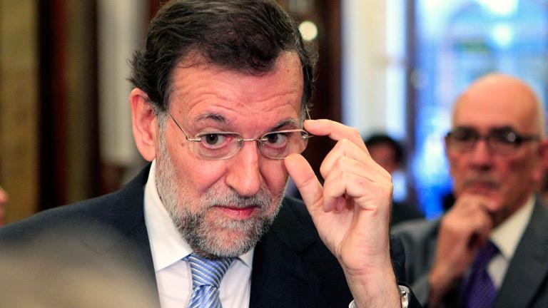 Rajoy pide a Bruselas que defienda el euro y la sostenibilidad de las deudas soberanas