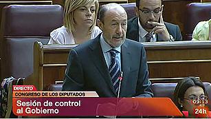 Ver vídeo  'Rajoy defiende su plan contra la herencia del PSOE y augura frutos en breve'