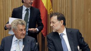 Ver vídeo  'Rajoy descarta que España pueda ser intervenida'