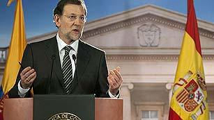 Ver vídeo  'Rajoy no descarta reformar el estatuto de RTVE para cambiar la dirección'
