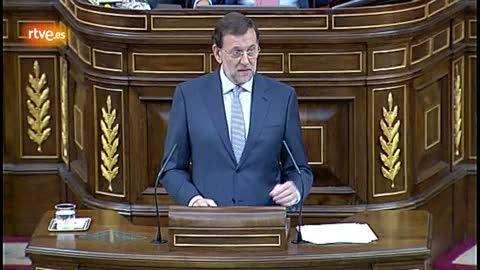 """Ver vídeo  'Rajoy dice que en esta situación """"es imposible crear empleo""""'"""