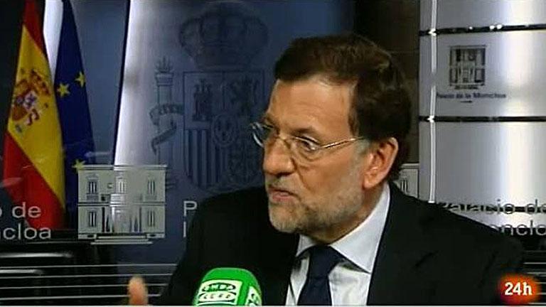 """Rajoy, dispuesto a inyectar dinero público a los bancos en una """"situación límite"""""""