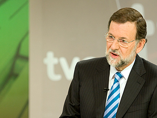 """Ver vídeo  'Rajoy: """"En los dos primeros años de legislatura ya se debería ver una mejora importante de la economía""""'"""