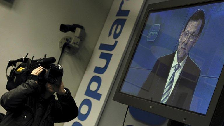 """Rajoy: """"En 2014, si somos capaces de mantener el nivel de esfuerzo, la economía crecerá con claridad"""""""