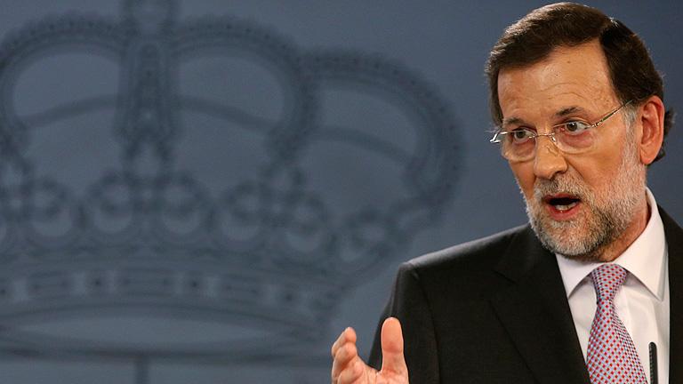 Rajoy ofrece en TVE su primera entrevista televisada como presidente