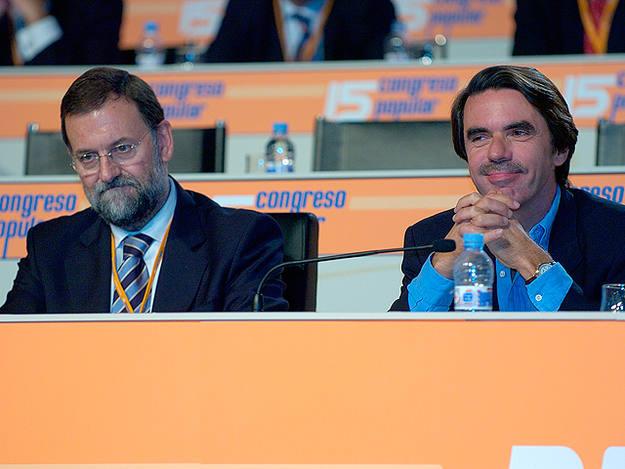 Rajoy fue nombrado presidente del PP tras la derrota del 14M