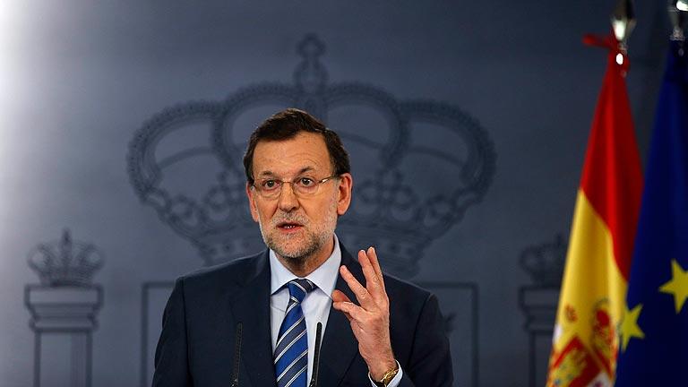 Rajoy garantiza que la consulta no se va a celebrar y apela a Mas para que sea responsable