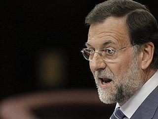 """Ver vídeo  'Rajoy: """"Hemos pasado de codearnos con los mejores al furgón de cola de los peores""""'"""