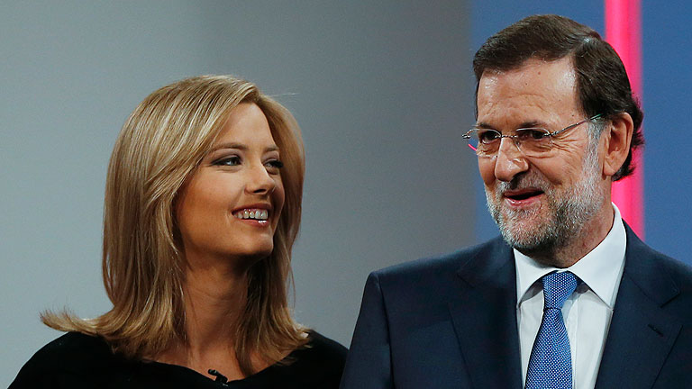 Rajoy: &quot;Mi intenci&oacute;n es mantener la partida de pensiones en los pr&oacute;ximos presupuestos&quot;