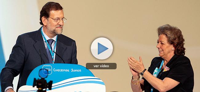 """Rajoy llama a la unidad: """"Para llegar lejos nos necesitamos todos"""""""