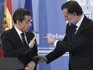 """Ver vídeo  'Rajoy: """"Lo más importante es que Europa actúe con rapidez y que cada país se marque su camino""""'"""