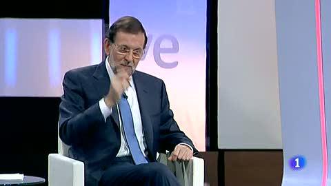 """Ver vídeo  'Rajoy: """"Nuestros compromisos de déficit público los vamos a cumplir""""'"""