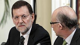 Ver vídeo  'Rajoy plantea una reforma de la Administración Pública'