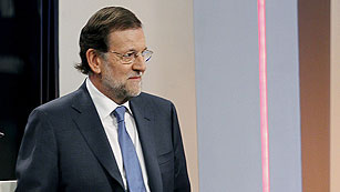 Ver v&iacute;deo  'Rajoy: &quot;No podr&iacute;a aceptar que nos dijeran cuales son las pol&iacute;ticas concretas en las que hay que reducir&quot;'