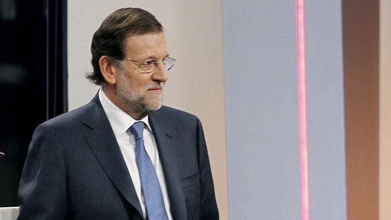 """Rajoy: """"No podría aceptar que nos dijeran cuales son las políticas concretas en las que hay que reducir"""""""