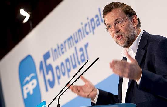 Rajoy ha presentado sus propuestas contra la corrupción en los ayuntamientos