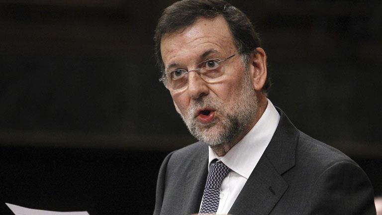 """Rajoy a Amaiur: """"Influyan en ETA para que se disuelva inmediatamente y sin condiciones"""""""