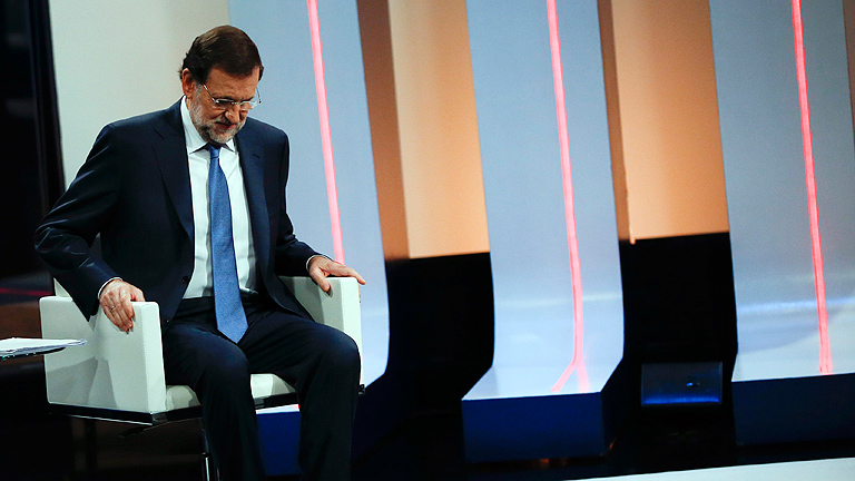 Rajoy responde a la pregunta: &quot;&iquest;Espa&ntilde;a necesita un rescate?&quot;