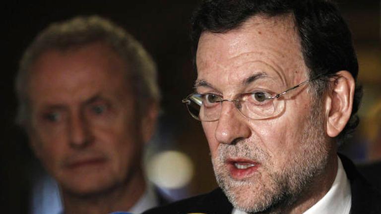 Rajoy resta importancia a la desviación del déficit