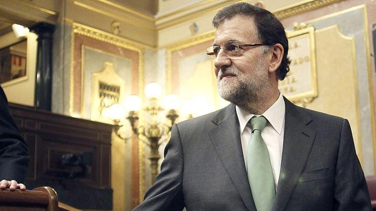 """Rajoy: """"Vamos a cambiar las previsiones económicas de España en 2013"""""""