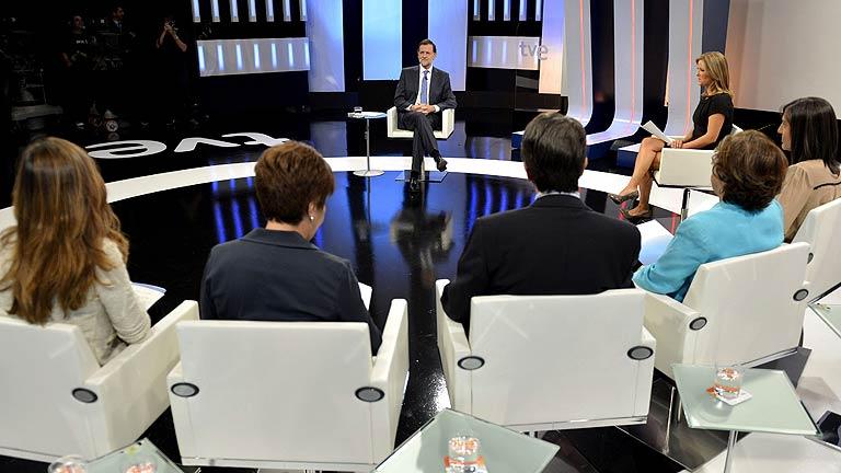 "Rajoy sobre Bolinaga: ""No hemos cedido al chantaje de ETA"""