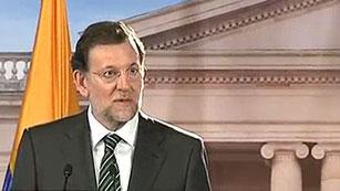 """Ver vídeo  'Rajoy, sobre las reformas en sanidad y educación: """"Es necesario, porque no hay dinero""""'"""