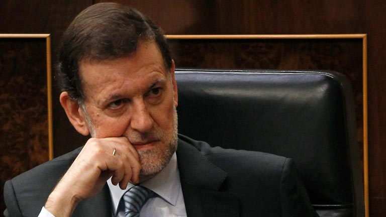 Rajoy subraya &quot;la plena coincidencia&quot; de la agenda europea y espa&ntilde;ola