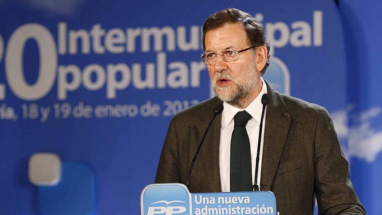 Rajoy: 'No me temblará la mano ante las irregularidades'