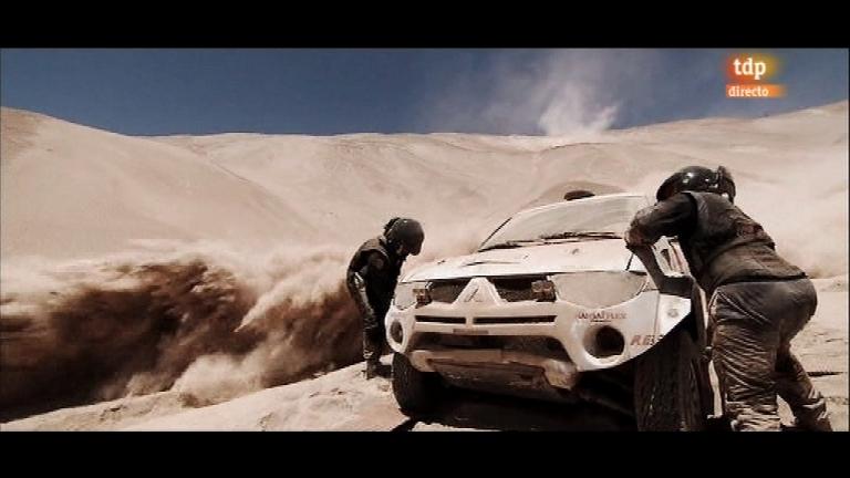 Rally Dakar 2012 - Etapa 12 (Arequipa - Nasca) - 13/01/11
