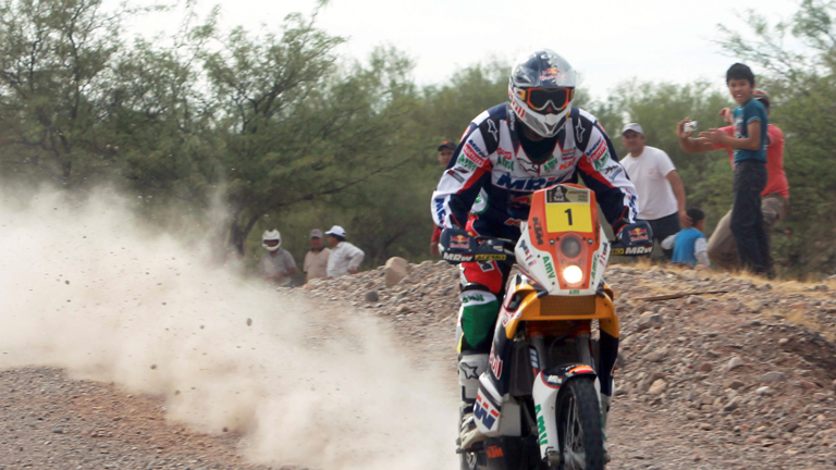 Rally Dakar - Etapa 4 (San Juan - Chilecito) - 04/01/12