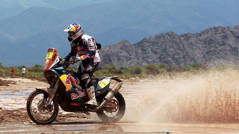 Rally Dakar - Etapa 5 (Chilecito - Fiambalá ) - 05/01/12