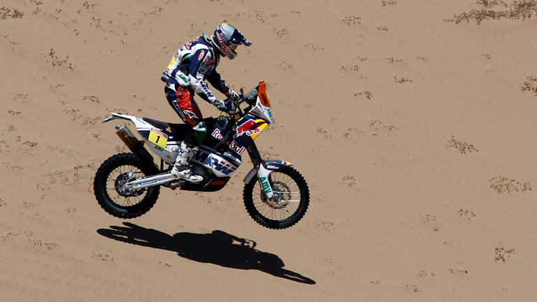 Rally Dakar - Etapa 7 (Copiapó-Copiapó) - 07/01/12